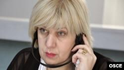 OSCE Representative on Freedom of the Media Dunja Mijatović