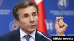 """Бидзина Иванишвили, лидер коалиции """"Грузинская мечта"""""""