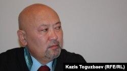 Cудья Ғани Есжанов. Алматы, 2 сәуір 2013 жыл.