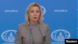 Izbjegla odgovor na pitanje da li je Šišmakov i dalje na spisku saradnika ruske ambasade u Poljskoj: Zaharova