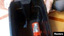 Crna kutija iz aviona Egyptaira