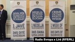 """""""Java për të Drejtat e Viktimave të Krimit""""."""