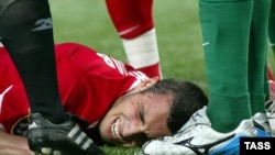 Российский футбол явно нездоров...