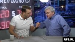 Никита Кричевский и Алексей Михайлов