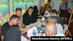 ناشطون في البصرة يناقشون مسودة ميثاق التعاون مع السلطات المحلية