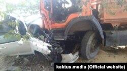 После ДТП. Фото взято с веб-сайта kaktus.media