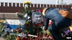 Борис Немцов өлтүрүлгөн жер