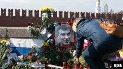 Москворецький міст біля Кремля, де був убитий Борис Нємцов