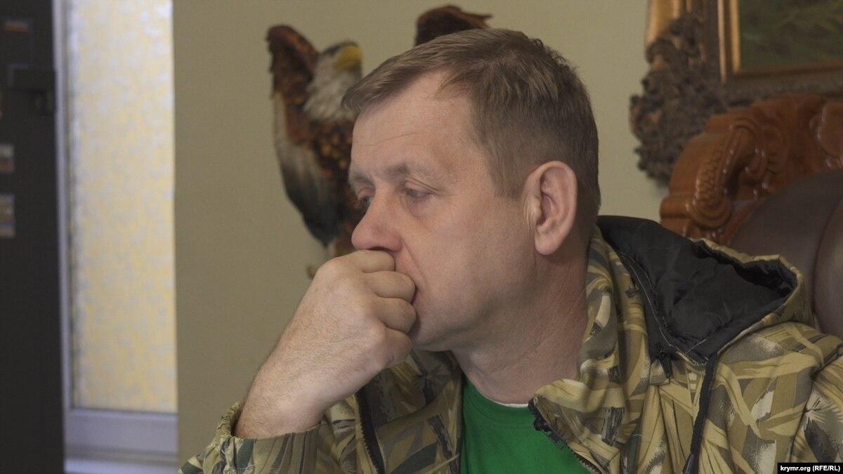 Бизнесмен Зубков объявил голодовку в СИЗО в анексованому Крыму