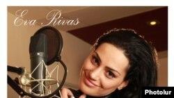 Armenia -- Eva Rivas, singer pretending to participate in Eurovision -2010