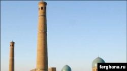 Мечеть в Узбекистане