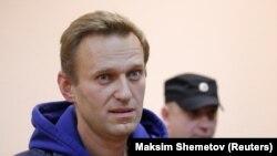 Навальный в Симоновском суде