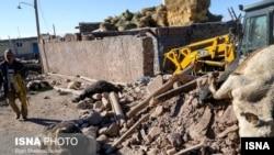 Последствия землетрясения на северо-востоке Ирана, 8 ноября 2019 г.