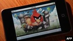 """""""Angry Birds"""" уены"""