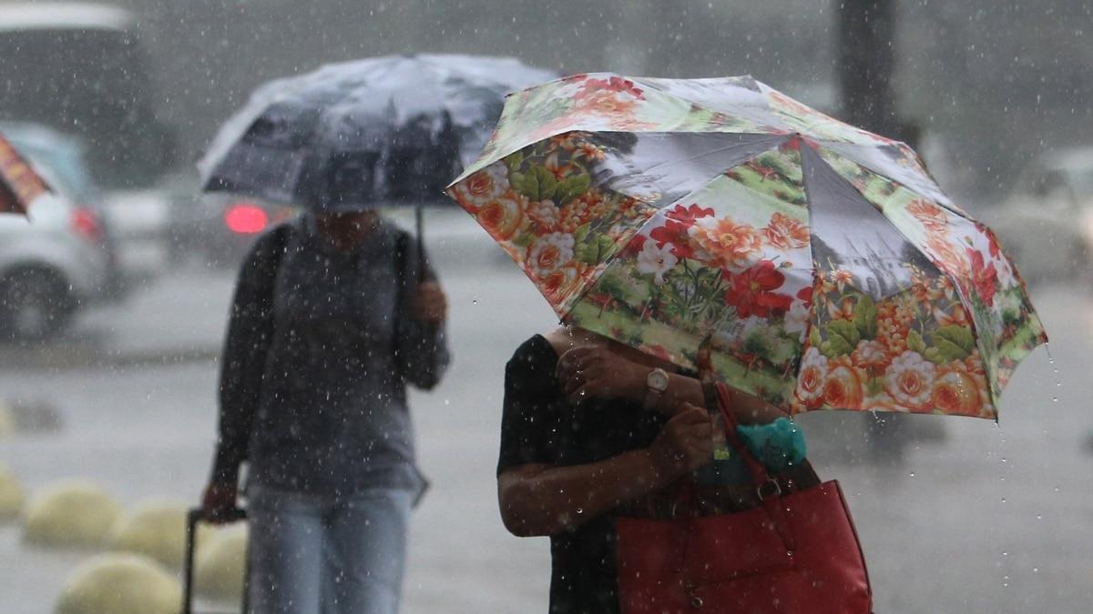 Погода на 5 июня: на юге без осадков, на остальной территории – дожди