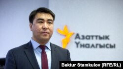 Жанар Акаев.