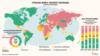 """Исходя из статистики <a href=""""https://freedomhouse.org/report/freedom-world"""">обзоров</a> Freedom in the World, общее количество в мире &ldquo;свободных&rdquo; стран за последние 20 лет несколько сократилось <em>(в целом в них проживают сегодня 3 млрд человек из 7,7 млрд населения Земли)</em>. Тогда как количество стран &ldquo;несвободных&rdquo;, наоборот, чуть возросло <em>(общее население - 2,77 млрд человек)</em>. Более заметно увеличилось количество стран, относимых к категории &ldquo;частично свободные&rdquo; <em>(в них проживают 1,93 млрд человек)</em>."""