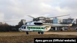 Një helikopter Mi-8. Foto nga arkivi.