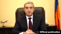Վահան Մարտիրոսյան, լուսանկարը՝ ՏԿՏՏՆ պաշտոնական կայքէջից