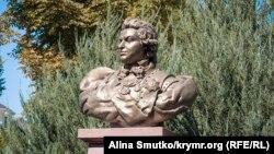 Пам'ятник Григорію Потьомкіну в Криму