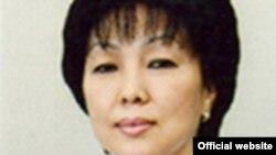 Загипа Балиева, министр юстиции Казахстана.