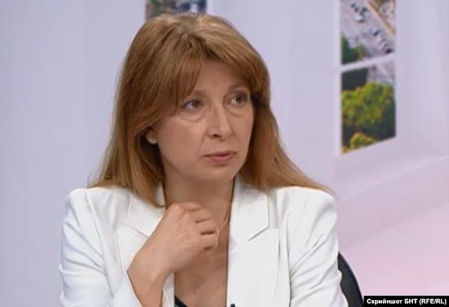 "Главният редактор на ""Медиапул"" Стояна Георгиева"