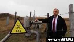 Глава Генической госрайадминистрации Александр Воробьев