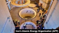 Ядерний реактор в Ірані