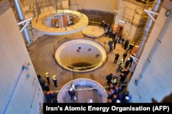 تاسیسات هستهیی ایران