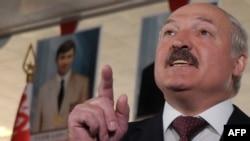 """President Alyaksandr Lukashenka had denounced opposition leaders as """"cowards."""""""