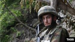 Присутствие грузинских военных в Кодорском ущелье абхазские лидеры называют главным препятствием к началу переговоров