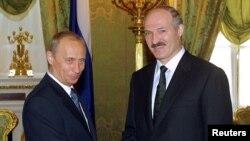 Predsednici Rusije i Belorusije, Vladimir Putin i Aleksandar Lukašenka
