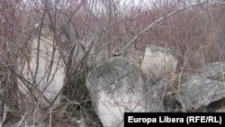 Cimitirul evreiesc de la Rezina pe Nistru