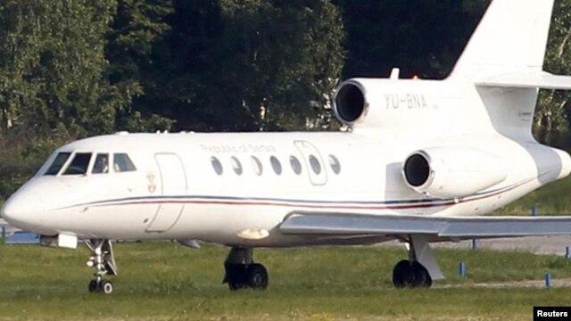 Avion Vlade Srbije