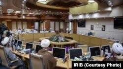 نشست وزیر بهداشت ایران با واعظان و مداحان