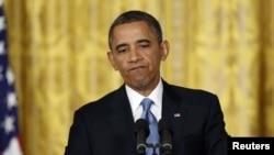 Американскиот претседател Барак Обама.