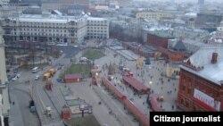 Центр Москвы. Иллюстративное фото.