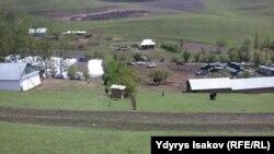 Село Аюу