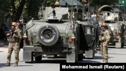 Forcat afgane, foto nga arkivi
