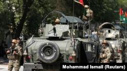 Forcat e sigurisë afgane, foto nga arkivi