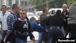 Флэшмоб в Минске