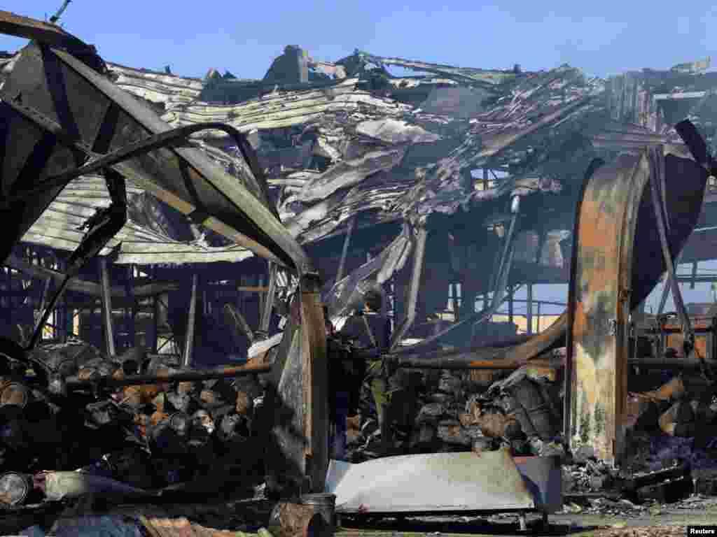 Tripoli, 22.03.2011. Foto: Reuters / Ahmed Jadallah