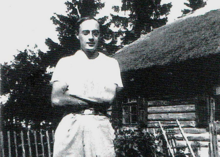 Якую ўстанову ў часе нямецкай акупацыі ўзначальваў выбітны навуковец Барыс Кіт?