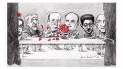 مواجهه مصدق و خلیل ملکی در مهمانی ناصر رحمانینژاد