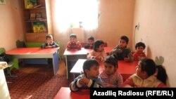 Детский сад в Имишли. Архивное фото