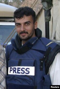 Военный журналист в Ираке. 2003 год