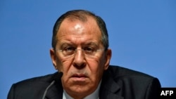 Russian Foreign Minister Sergei Lavrov made his remarks at an OSCE meeting in Hamburg.