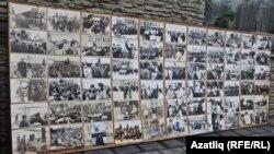 Милли хәрәкәт тарихын сурәтләгән фотоларның бер өлеше