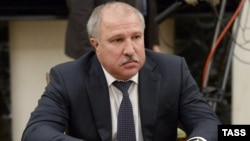 """Член совета директоров компании """"Роснефть"""" Эдуард Худайнатов"""