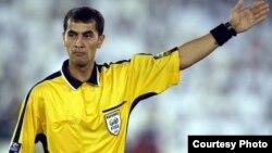 FIFA referisi Ravshan Ermatov.